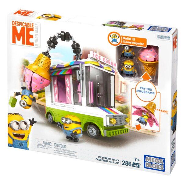 ice cream truck - despicable me