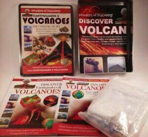 вулкани и земјотреси