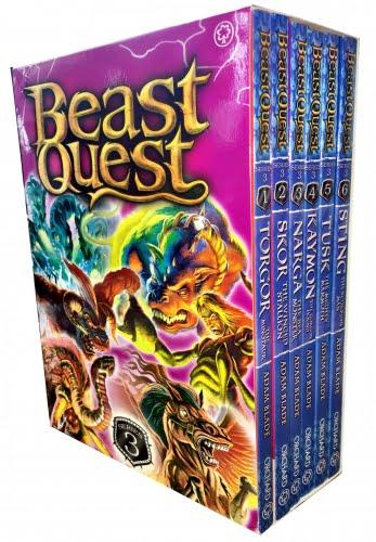 Beast Quest - Book Set