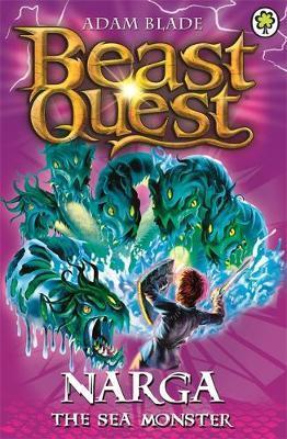 Beast Quest - Narga The Sea Monster