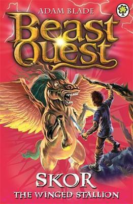 Beast Quest - Skor The Winged Stallion