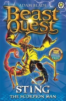 Beast Quest - Sting The Scorpio Man