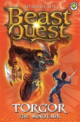 Beast Quest - Torgor The Minotaur