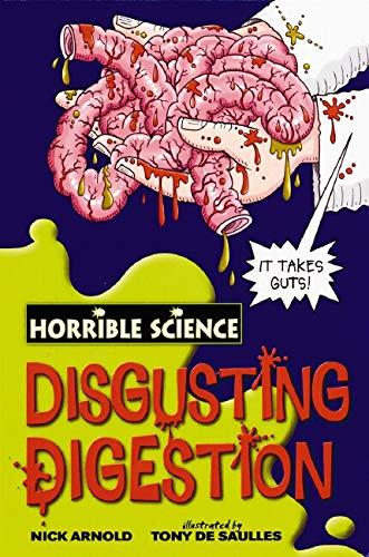 Disgusting Digestion - Horrible Science