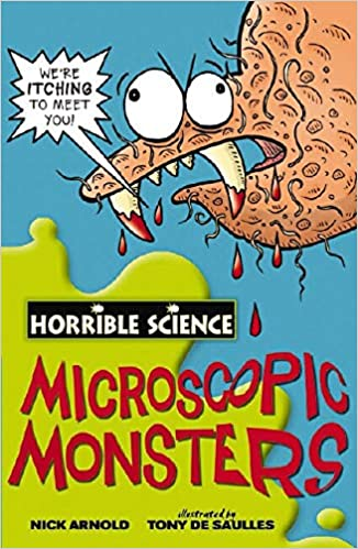 Microscopic Monsters - Horrible Science