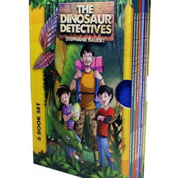 The Dinosaur Detectives - Book Set